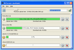 Old-Version-BitTorrent