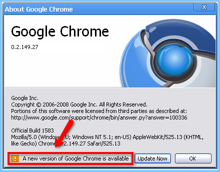 Old-Version-Chrome