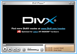 Old-Version-DiVXPlayer