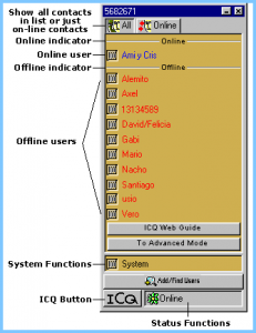 Old-Version-ICQ