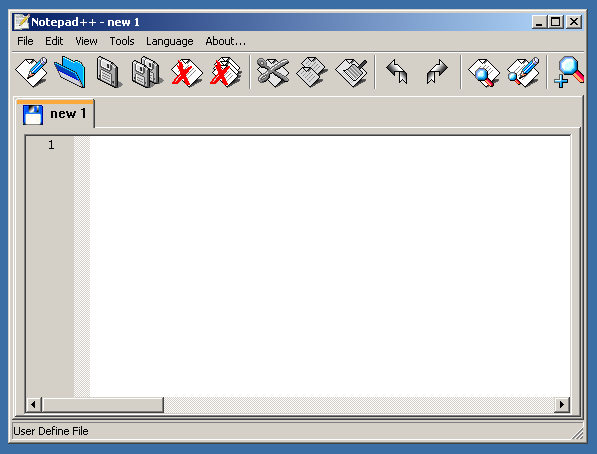 Old-Version-Notepad++