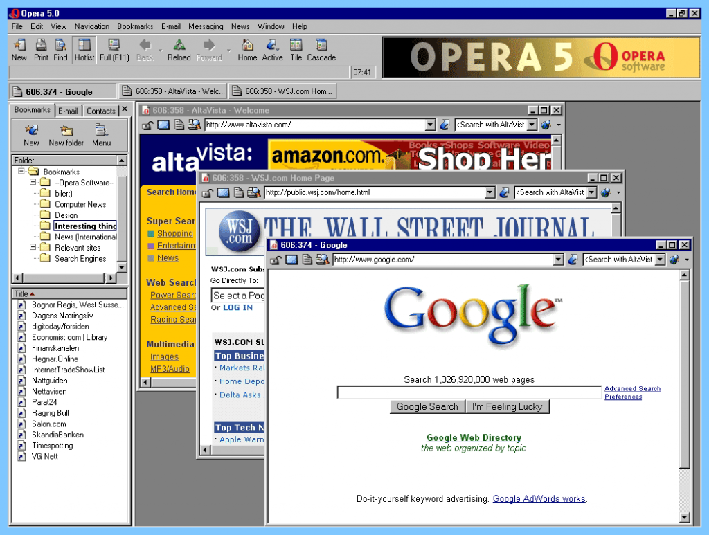 Old-Version-Opera