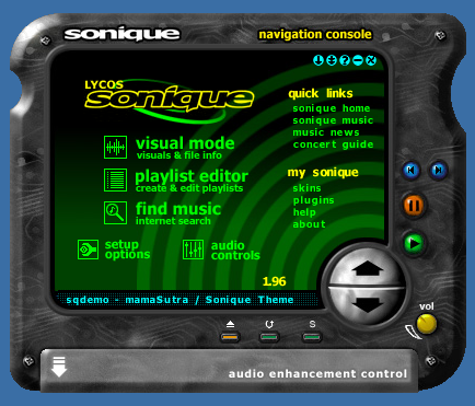 Old-Version-SoniquePlayer