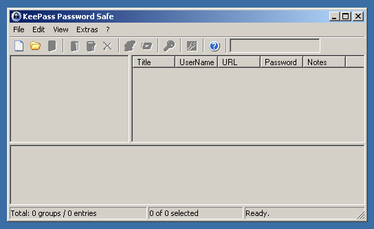 Old-Versions-KeePass