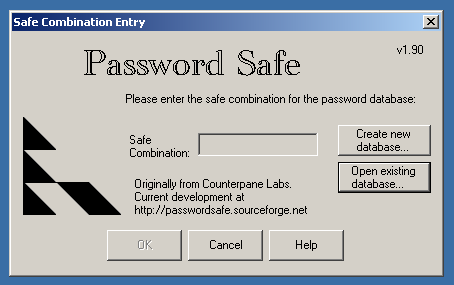 Old-Versions-Password-Safe
