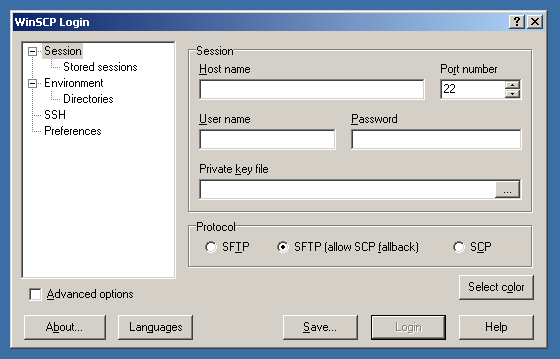 Old-Versions-WinSCP